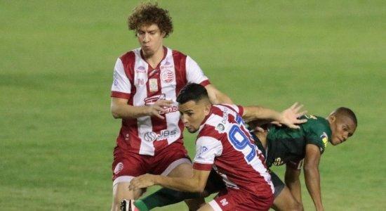Náutico fica no empate em 0x0 com o líder América-MG, que conquista o acesso à Série A