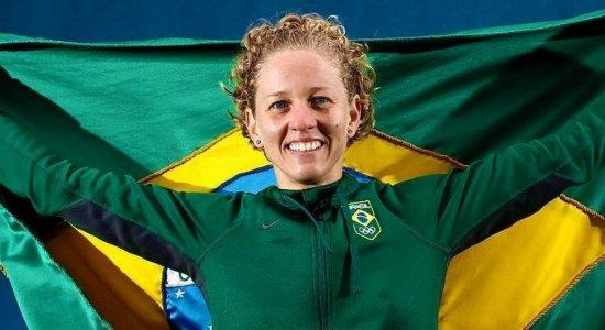 Yane Marques é eleita presidente da Comissão de Atletas do COB