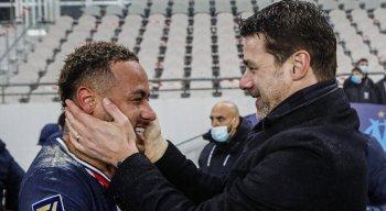 Neymar conquista o seu décimo título com a camisa do PSG