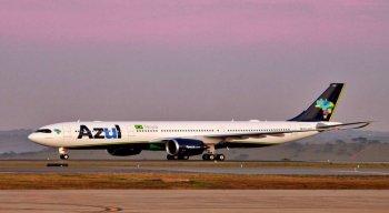 O modelo será um Airbus A330neo, da Azul