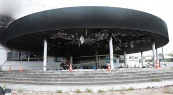 Segundo o secretario de Segurança, Mobilidade e Defesa Civil, Marcelo Meneses, as chamas foram percebidas por um guarda municipal.