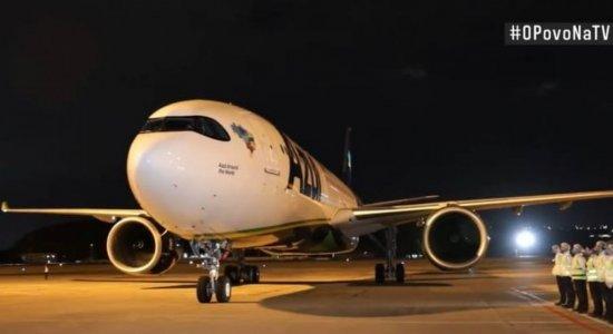 Avião que iria buscar vacina contra a covid-19 na Índia tem voo cancelado no Recife