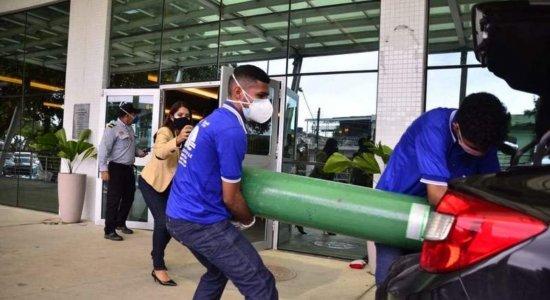 Com hospitais de Manaus sem oxigênio, Amazonas decreta toque de recolher