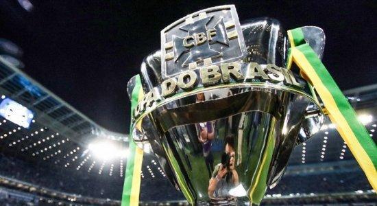 Veja as datas e os horários dos jogos das oitavas de final da Copa do Brasil
