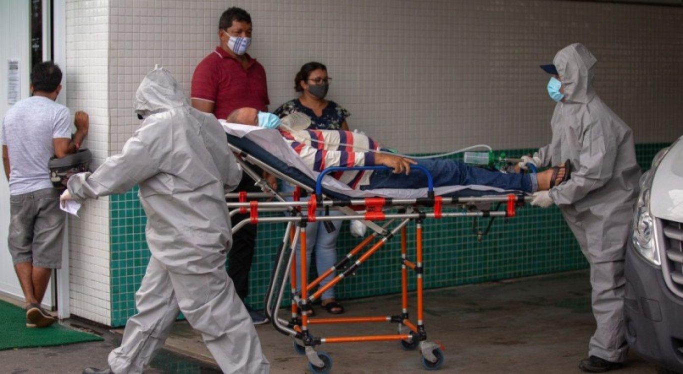 Manaus enfrenta uma crise pela falta de oxigênio nos hospitais