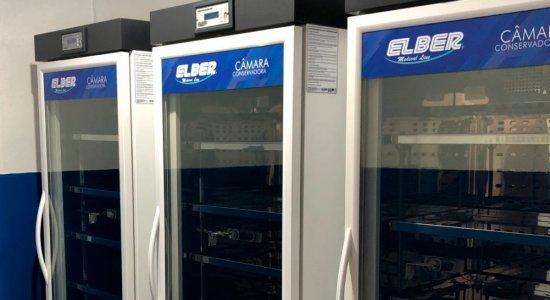 Vacina contra a covid-19: cidade do Agreste de Pernambuco adquire refrigeradores