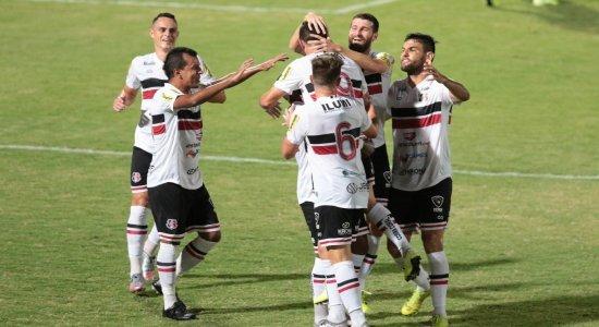 Bola Rolando: Santa Cruz se prepara para decisão na pré-Copa do Nordeste