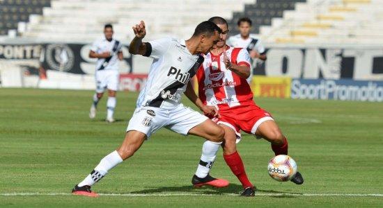 Náutico tem apagão inicial, sofre dois gols e não evita derrota para Ponte Preta