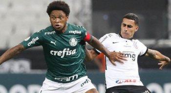 Palmeiras e Corinthians se enfrentam na Allianz Parque, pela 28ª rodada da Brasileirão