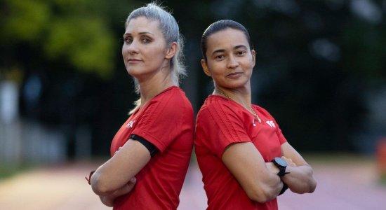 Aprovadas nos testes físicos, brasileiras serão as primeiras mulheres a apitarem um jogo masculino em competição Fifa