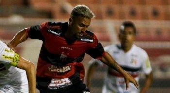 Luiz Paulo é atacante no Ituano