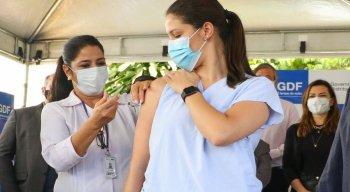 Ministério da Saúde distribuiu 6 milhões de doses do imunizante