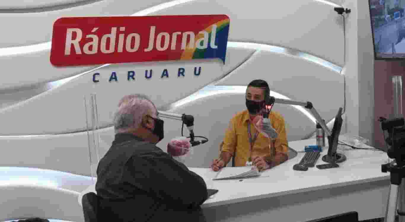 Rubens Júnior comentou sobre o São João 2021
