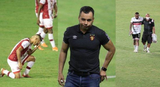Narrador do Escrete de Ouro critica momento do futebol pernambucano: 'a origem do fracasso são os clubes devendo demais'