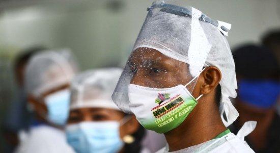 Covid-19: 115 pacientes foram transferidos do Amazonas para tratamento