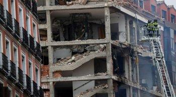 Explosão ocorreu no bairro La Latina, ao lado da igreja La Paloma, em Madri