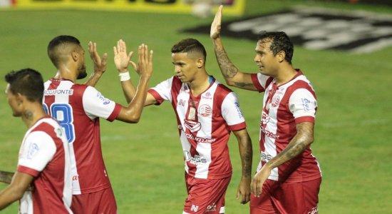 Bola Rolando: Náutico está próximo de se manter na Série B de 2021