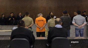 Segundo as investigações, o crime foi motivado por desavenças entre ele e a vítima