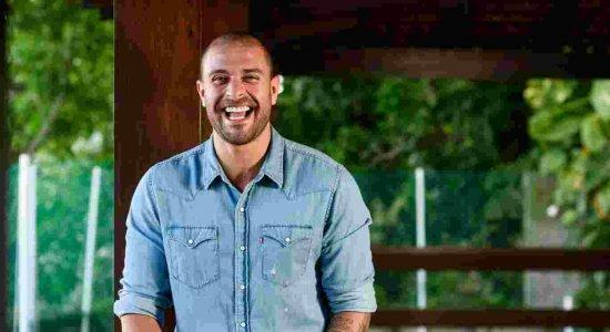 Diogo Nogueira é a atração de 2021 em Tamandaré