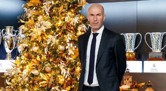 Com covid-19, Zidane se afasta do Real Madrid