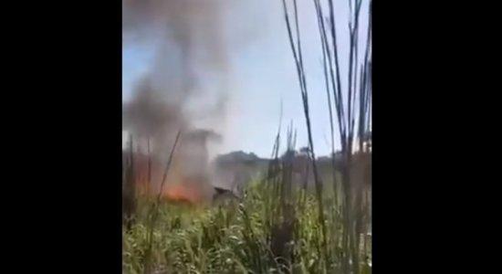 Acidente do Palmas: Covid-19 obrigou jogadores a viajar em avião que caiu