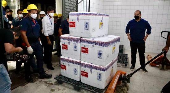 Covid-19: vacinação dos idosos a partir de 85 anos começa nesta semana em Pernambuco