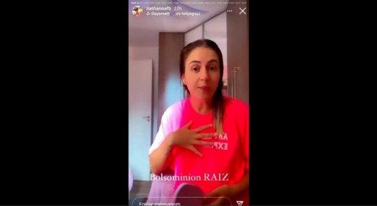 A enfermeira fechou sua conta do Instagram após a repercussão do caso