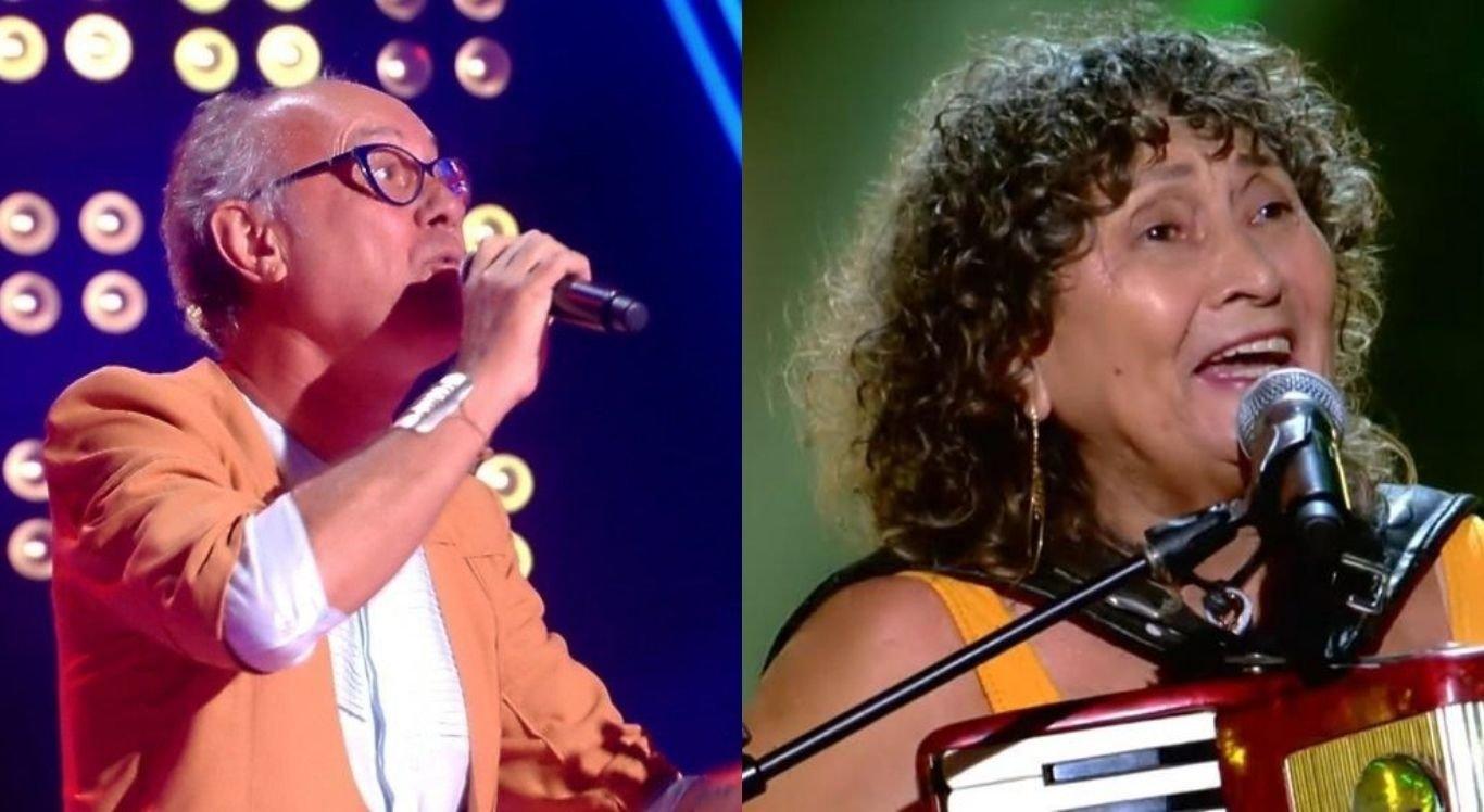 Pernambucanos se apresentam no palco do The Voice +