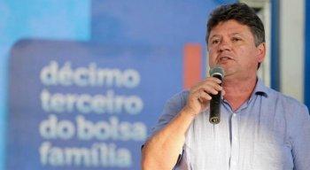 Sileno Guedes é secretário de Desenvolvimento Social, Criança e Juventude de Pernambuco