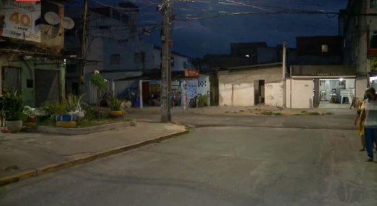 Aumento da violência preocupa moradores e comerciantes de Brasília Teimosa