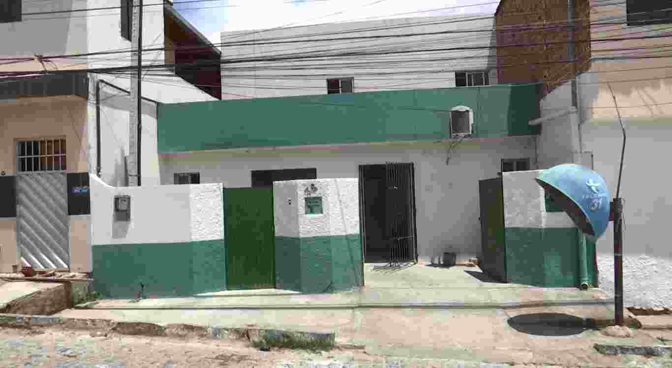 Unidade Básica de Saúde do bairro Jardim Panorama
