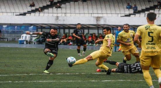 Paysandu goleia e terá duelo de bicampeões nas quartas da Copa Verde