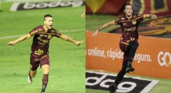 Thiago Neves e Maidana são responsáveis por 23 dos 35 pontos do Sport na Série A
