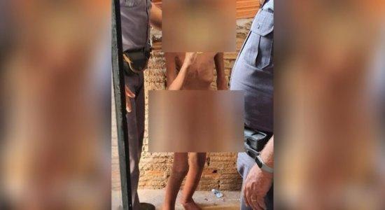 Polícia de SP revela há quanto tempo menino de 11 anos estava acorrentado em barril; veja novidades do caso