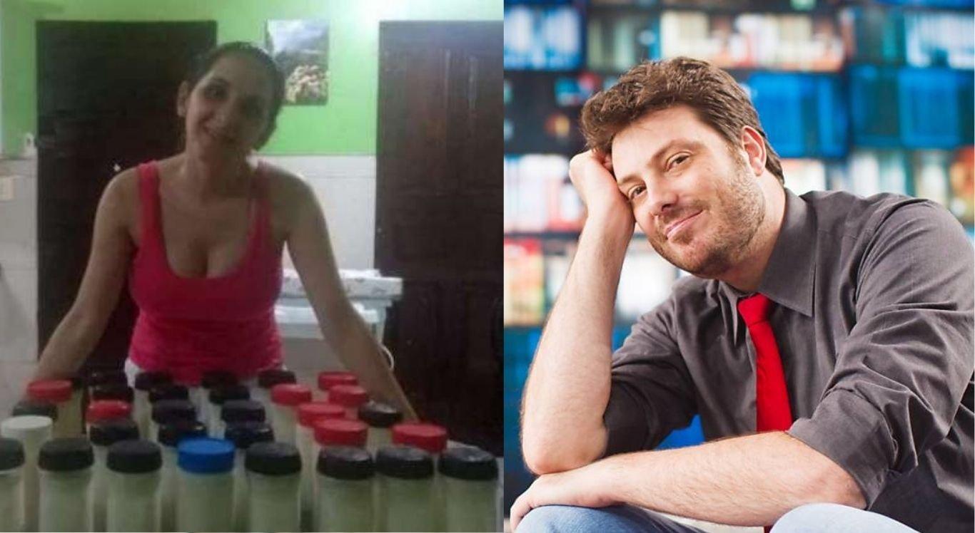 Justiça faz Danilo Gentili pagar R$ 65 mil a doadora de leite