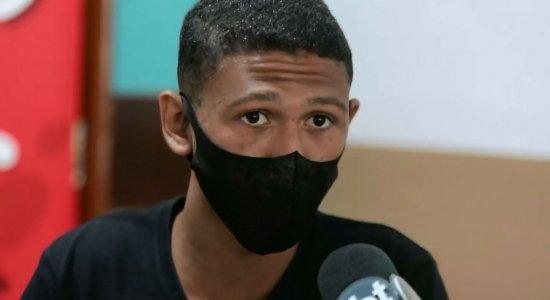Inquérito sobre agressão sofrida por jovem negro em Paulista chega ao Ministério Público