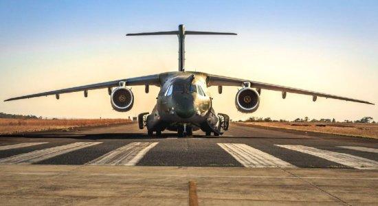 PF investiga uso de aviões da FAB para tráfico de drogas