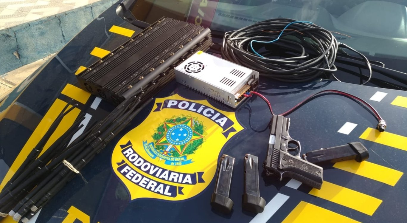 Suspeito de assalto é detido após atirar na polícia no Agreste