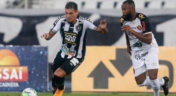 Sport vence o Botafogo, no estádio Nilton Santos, pela 34ª rodada da Série A