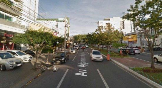 Caso ocorreu na Avenida Agamenon Magalhães