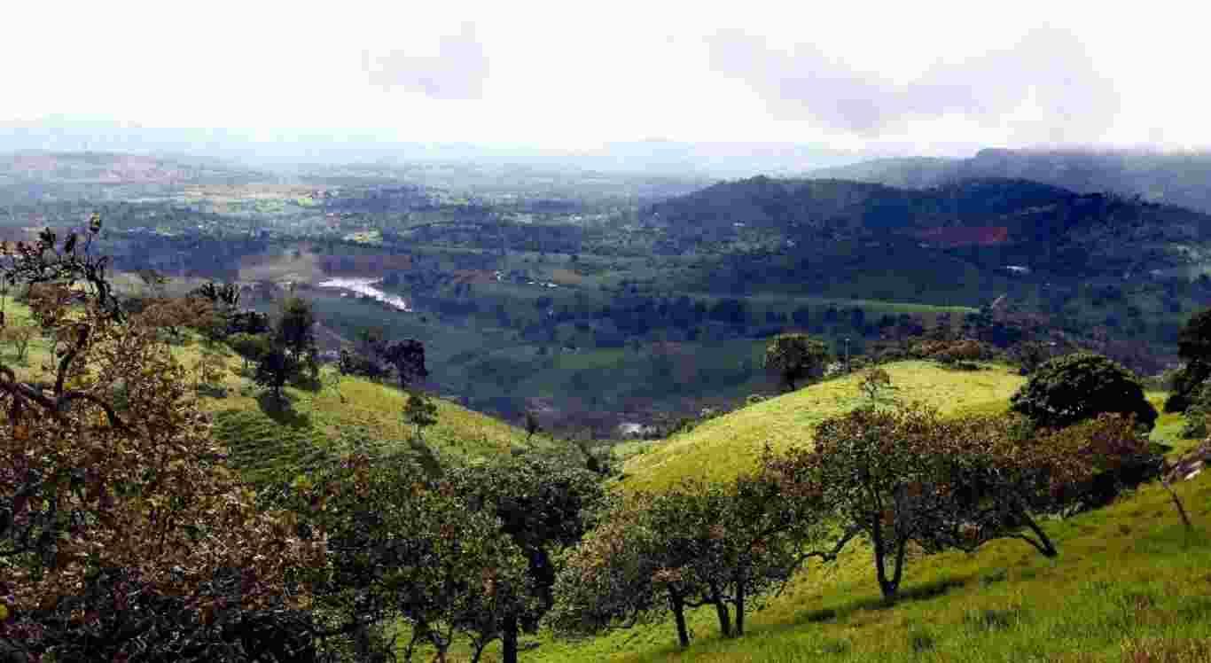 Serra dos Cavalos fica localizada em Caruaru