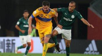 Palmeiras teve poucas chances para abrir o marcador na partida