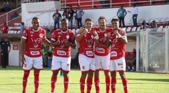 Vila Nova venceu o Cuiabá por 3x0 e avançou na Copa Verde