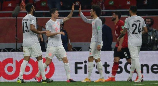 Bayern de Munique vence Al Ahly por 2x0 e se classifica a final do Mundial de Clubes