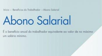 A Caixa Econômica Federal liberou o calendário do PIS-PASEP 2020/2021 (Abono Salarial)