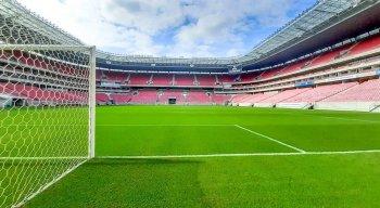 Arena de Pernambuco vai receber o clássico Brasil x Argentina pelas Eliminatórias da Copa do Mundo