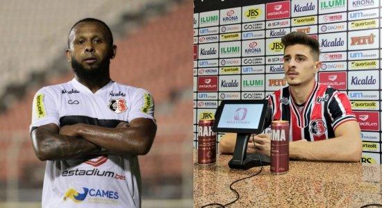 Santa Cruz acerta renovação do meia Chiquinho e lateral Leonan