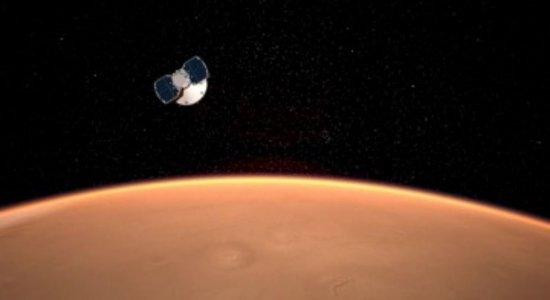CURIOSIDADES: Assista vídeo em 360º que mostra vista panorâmica de Marte com imagens enviadas por robô da NASA