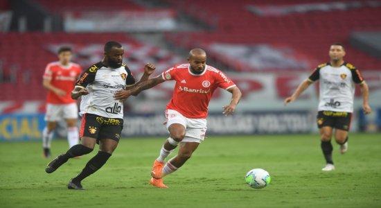 Sport quebra tabu de 22 anos, vence o Internacional no Beira Rio e encaminha permanência na Série A