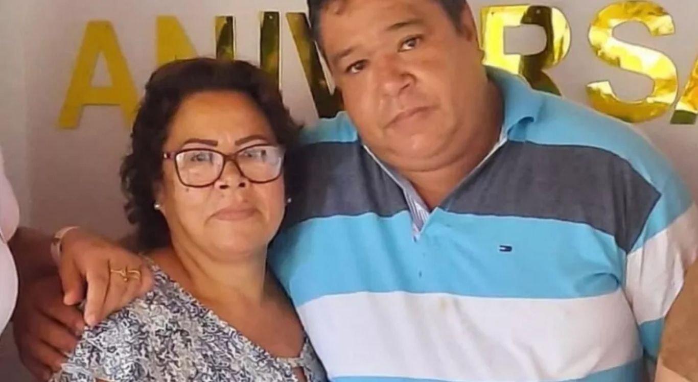 Maria Eustáquia teve um infarto ao saber que o filho, Irapuã Francisco, morreu de Covid-19 em Ceres, Goiás
